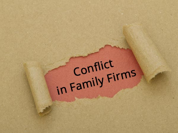 conflict-family-firms